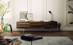wooden console tables Collection of Top Wooden Console Tables delightfull matheny 04 240x150