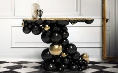 contemporary console tables Contemporary Console Tables by Boca do Lobo ft 3 240x150