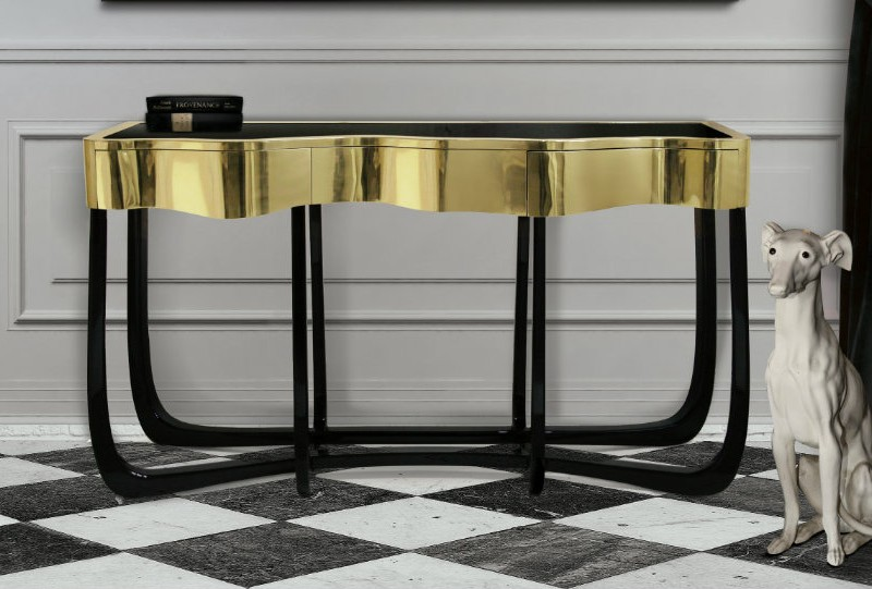 25 Modern Console Tables for Contemporary Interiors contemporary interiors 25 Modern Console Tables for Contemporary Interiors ft 800x541