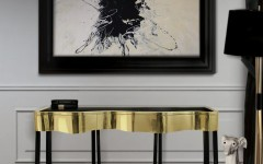 modern console tables Top 20 Modern Console Tables sinuous 1 240x150