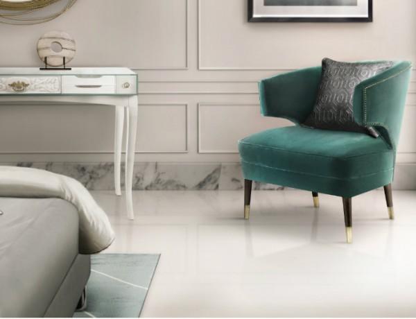White Console Table bedroom decor ideas Bedroom Decor Ideas with Console Tables ft 11 600x460