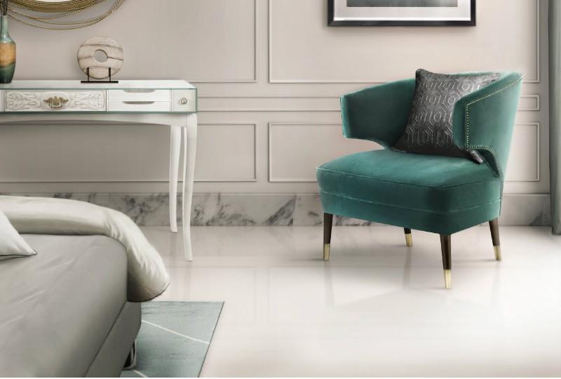 White Console Table bedroom decor ideas Bedroom Decor Ideas with Console Tables ft 11 800x540