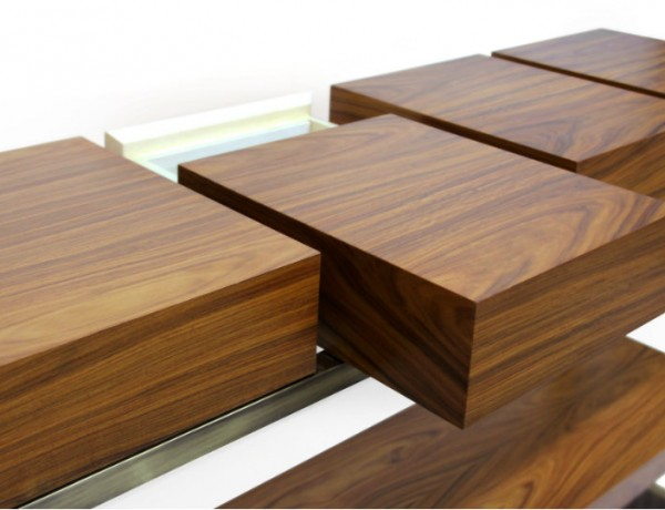 modern console table How to Choose a Modern Console Table ft 13 600x460