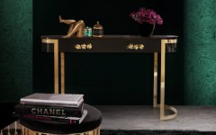 Black Console Table by Koket Contemporary Console Tables Contemporary Console Tables by Koket ft3 240x150