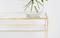 aged mirror console table 7 Inspiring Aged Mirror Console Table Designs ruthjoanna gazelle console table 240x150
