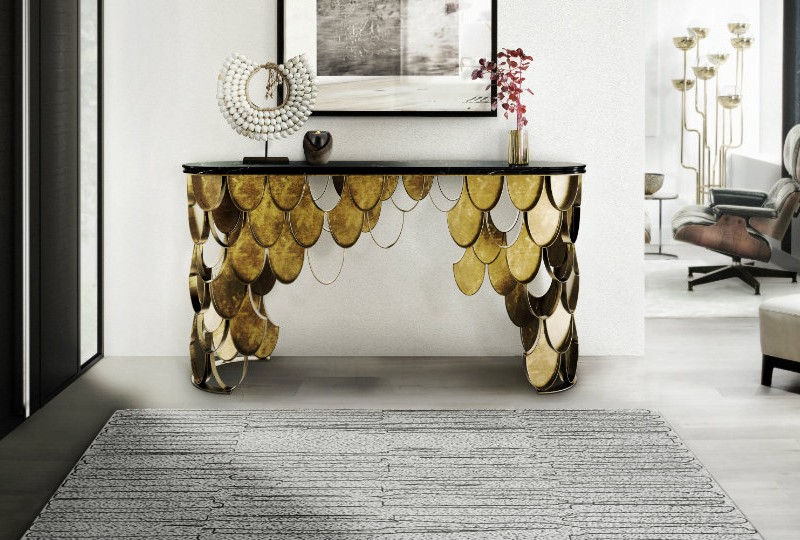modern console table modern console table How to Pick the Perfect Modern Console Table for Your Dining Room ft 2 800x540