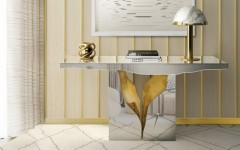 Sculptural Console Table Designs 7 Gorgeous Sculptural Console Table Designs ft 240x150