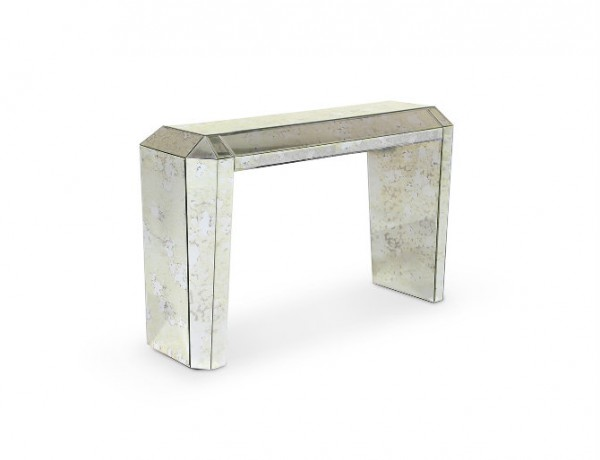 modern console table mirrored console table Mirrored Console Table Designs for a Sophisticated Decor tamara console zoom 600x460
