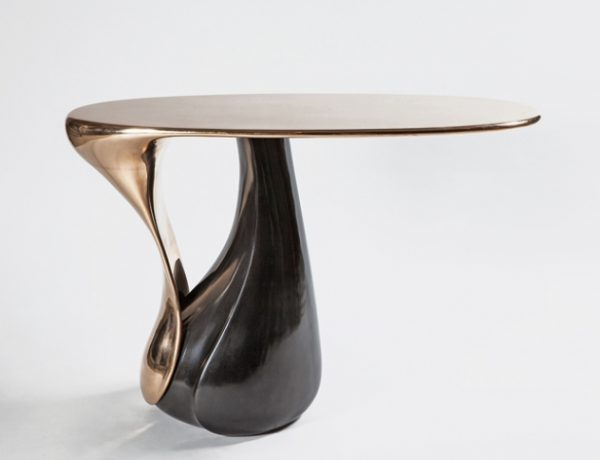 leaf console table by eric schmitt eric schmitt 11 Stunning Console Tables by Eric Schmitt eric 600x460