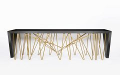 console table Stunning Chaos Console Table chaos Dekton DanielGermani Chaos 1 240x150