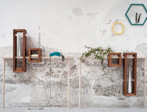 console table A Modular Console Table Iggy: Versatile Piece for Your Entryway iggy Iggy Console Table Luca Longu Formabilio 1 600x460