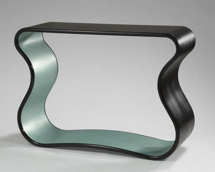 Console Table Ideas Console Table Ideas bonetti MBConsoleTwoColourRibbon 750x600
