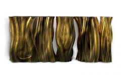 Console Table Monochrome Gold Console Table By Boca do Lobo monochromemonochrome gold 3 240x150