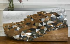 console tables The Most Amazing Diamond Inspired Modern Console Tables StellarmirrorandConsole JakePhipps HRlifestyle 1 240x150