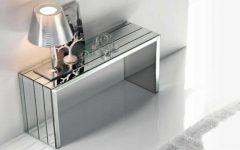 console tables Be Amazed by These Luxury Steel Modern Console Tables mirror modern console tables 1 240x150