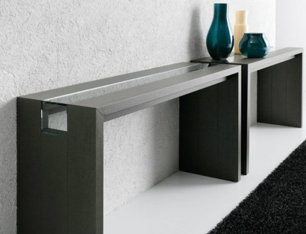 Console Tables Italian Modern Console Tables for Luxury Interiors modern console tables 600x460