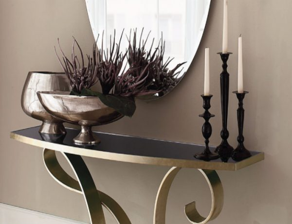 Console Tables The World of the Modern Console Tables console table 870x430 600x460