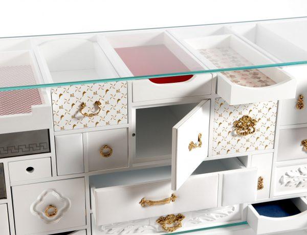 Console Tables Top 5 Modern Console Tables boca do lobo Mondrian 600x460