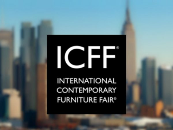 console table The Best Modern Console Tables At ICFF 2017 ICFF New York 2015 Luxe Interiors Design Pavilion 600x450