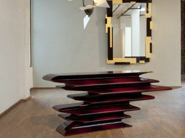 console table Van der Straeten Console Table Design – 7 Unique Pieces Herve Van der Straeten art marvels 600x450