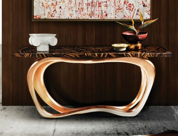design trends Modern Console Table Design Trends for this Winter Modern Console Table Design Trends for this Winter 11 600x460