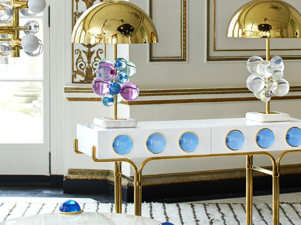 interior design styles Interior Design Styles with Gloss Finish Console Table Web Spring2016 GloboCollection 600x449