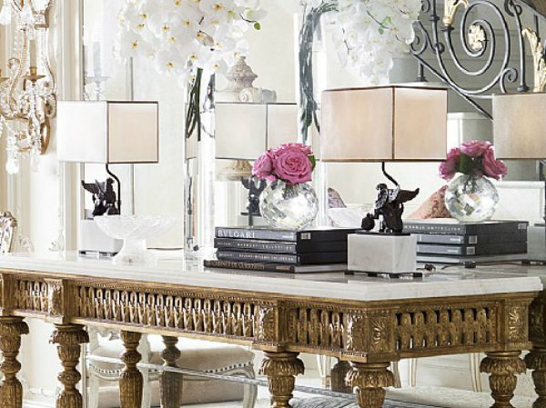 console tables Top 15 Modern Console Tables on Pinterest cover 2 600x449