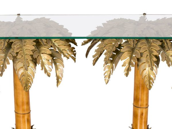 modern console tables Tree-Inspired Modern Console Tables 000 14 600x450