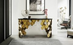 marble console table Top 10 Interior Inspiration Ideas with Marble Console Tables Koi Console Table Marble Brabbu featured 870 240x150