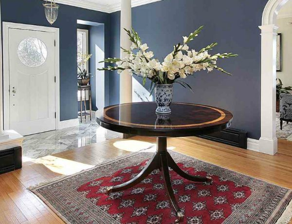 Console table The Best Grand Foyer Console Table Designs featured 2 600x460