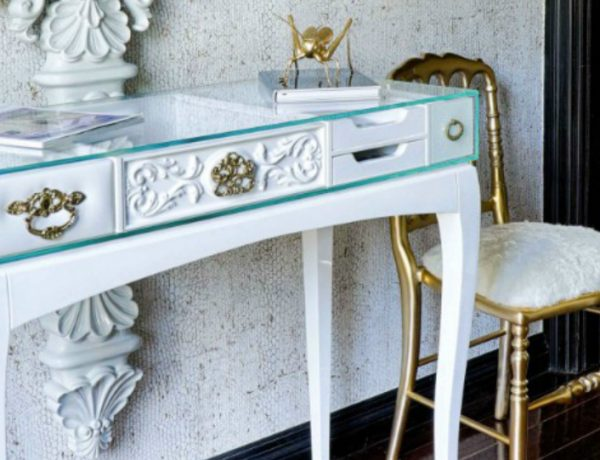 console tables The Most Luxurious Console Tables at Covet House featured 5 600x460