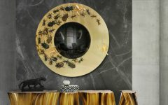 console table 9 Wall Mirrors to Match Your Console Table featured 6 240x150