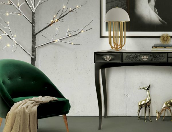 black console tables Black Console Tables Are A Trend To Stay featured 7 600x460