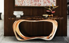 contemporary console tables How To Decorate Your Home With Contemporary Console Tables feature 7 240x150