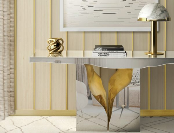 console tables 10 Unique Console Tables For Your Entryway featureimage 600x460
