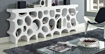 modern console tables 10 Black and White Modern Console Tables 10 Black and White Modern Console Tables Featured 370x190