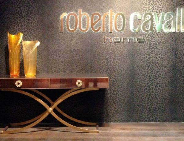 modern console table Modern Console Tables by Roberto Cavalli Console Tables by Roberto Cavalli Featured 600x460