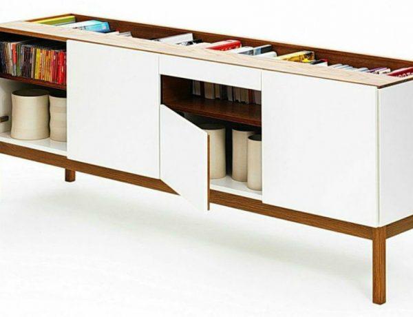 modern console tables Modern Console Tables: O Oak Storage Pieces by JiB Design Studio Modern Consoles O Oak Storage Pieces by JiB Design Studio Feature 600x460