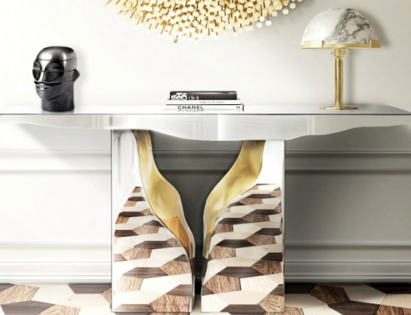 console table Summer Trends: Shining Bright Like a Console Table featured 16 600x460