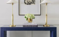 console table How to Turn your Console Table Into a Summer Anthem featured 4 240x150