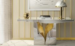 craftsmanship The Best Craftsmanship Modern Console Tables lapiaz console 3 240x150