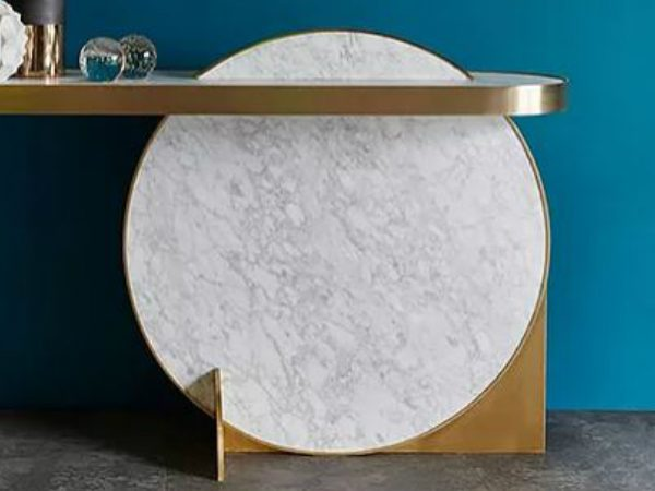 console table The Collision Console Table by Lara Bohinc Featured 600x450