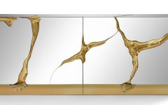 mirrored console tables Mirrored Console Tables And Sideboards You'll Love Lapiaz Sideboard by Boca Do Lobo featured 240x150
