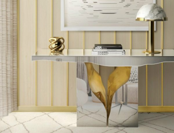 room decoration Top 10 Console Tables For A Luxury Room Decoration Top 10 Console tables For A Luxury Room Decoration featured 600x460
