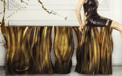 contemporary console table Take A Look At This Dazzling Contemporary Console Table 15 240x150