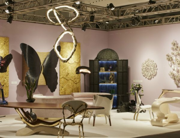 design miami Highlights of Design Miami and Art Basel: Imposing Console Tables featured 4 600x460