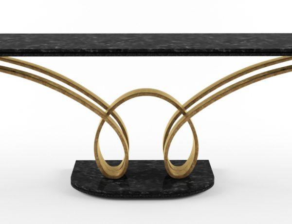 entryway console tables Taylor Llorente's Entryway Console Tables to Inspire You console table 600x460
