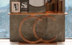 modern console tables Modern Console Tables By Cipriani Hoomod For A Contemporary Decoration featured 12 240x150