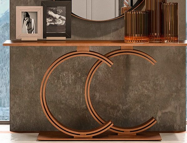modern console tables Modern Console Tables By Cipriani Hoomod For A Contemporary Decoration featured 12 600x460