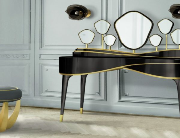 modern console tables Modern Console Tables By Luxury Brands That Will Be In AD Show 2019 featured 2 600x460
